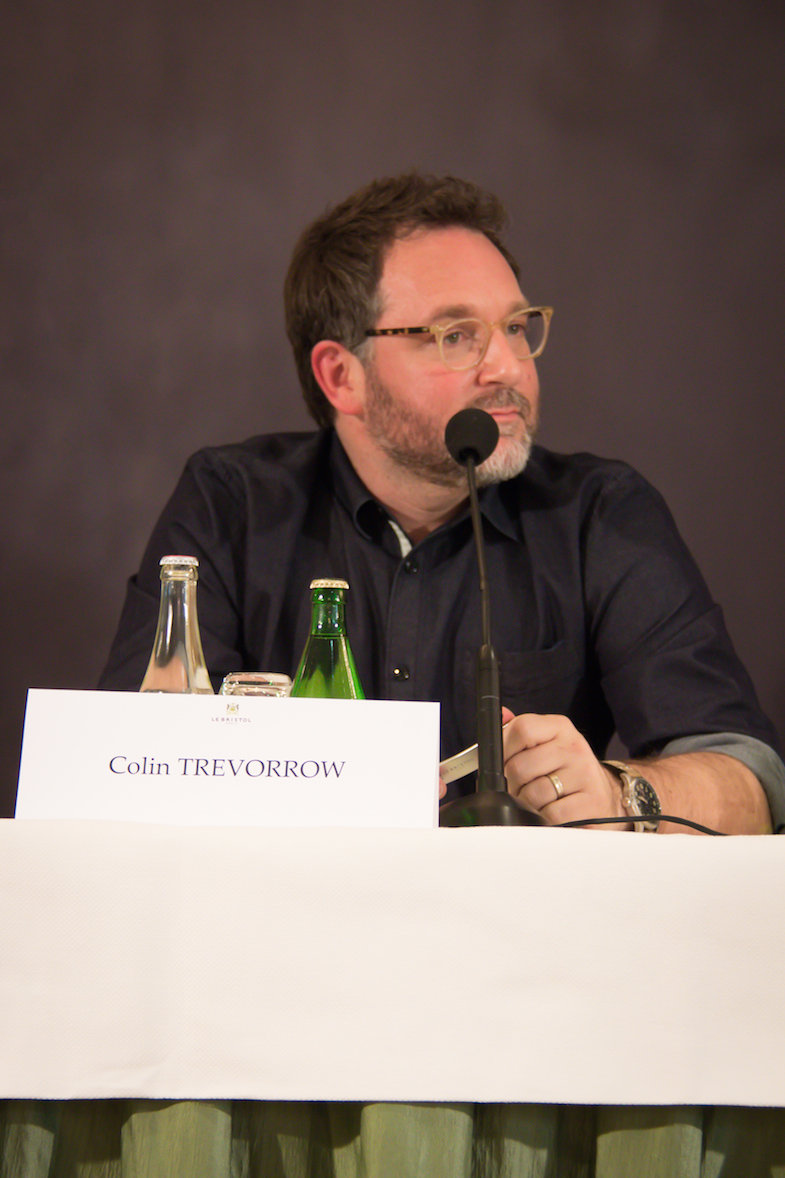 Conference de presse Jurassic World Paris Bristol-7