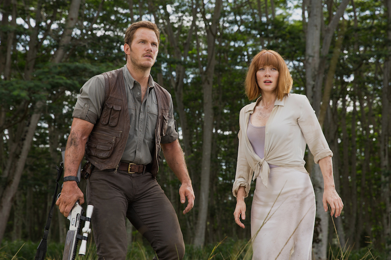 Critique avis Jurassic World Chris Pratt