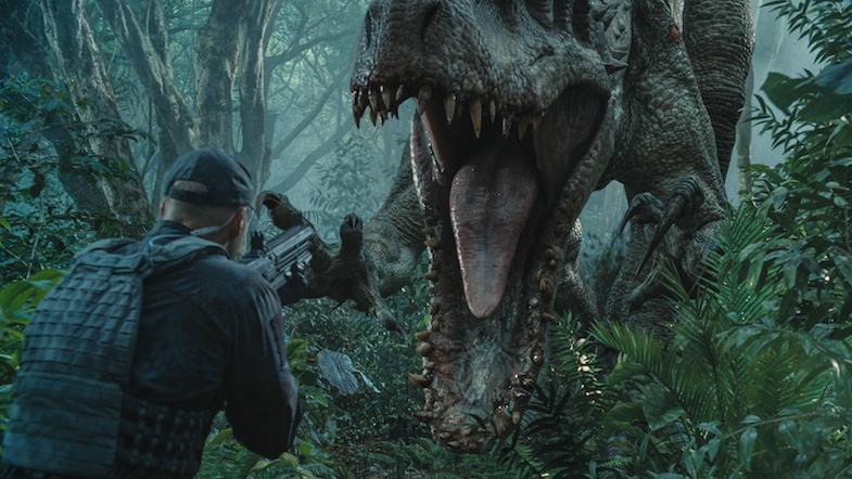 Critique avis Jurassic World Indominus rex
