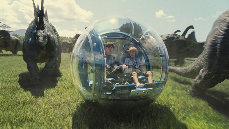 Critique avis Jurassic World gyrosphere
