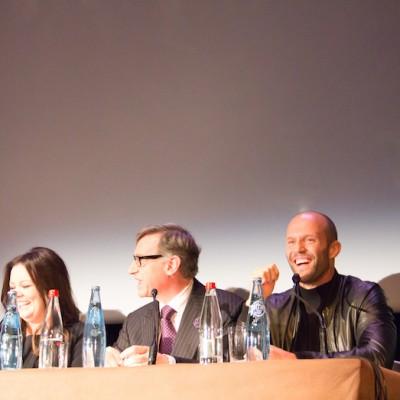 Critique review conference presse film Spy-6