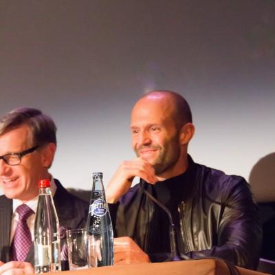 Critique review conference presse film Spy-7
