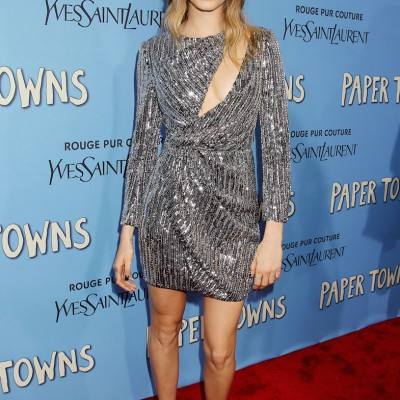 "20th Century Fox and YSL Rouge Pur Couture Present The Premiere of ""Paper Towns"""