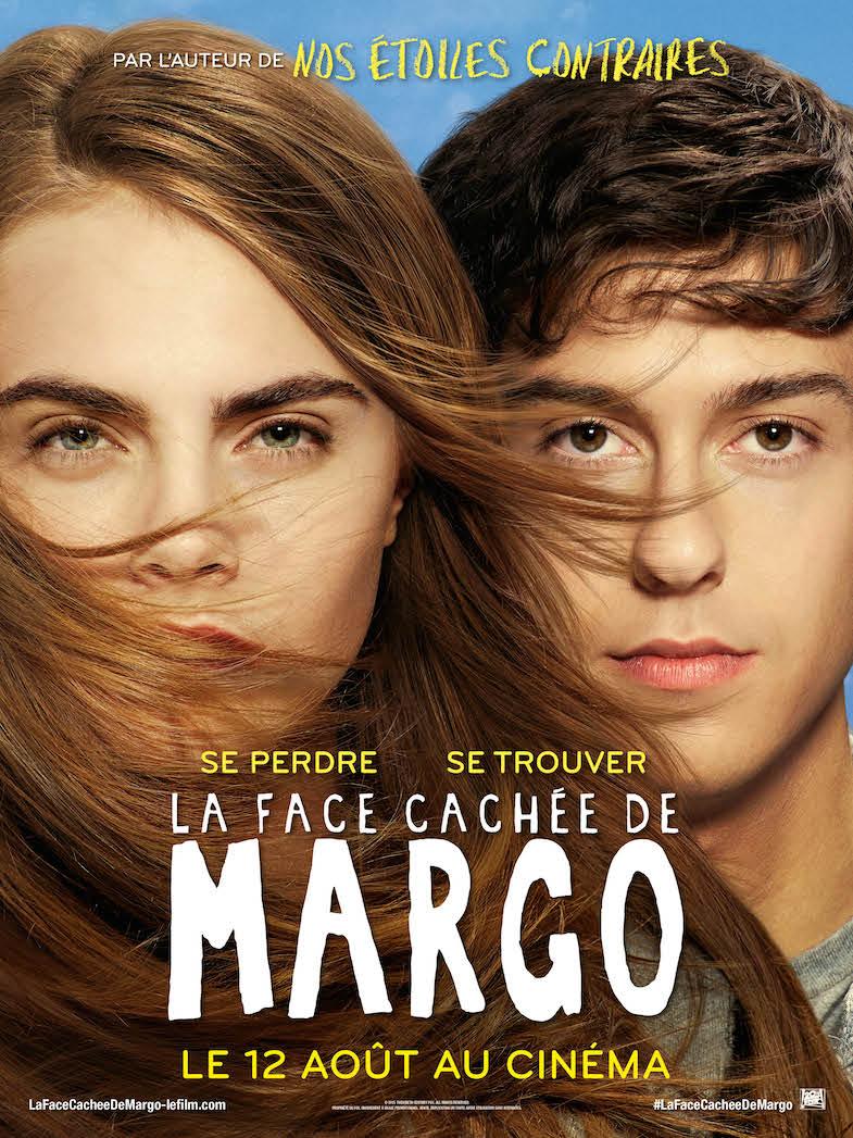 Critique affiche La Face cachée de Margo Paper Towns