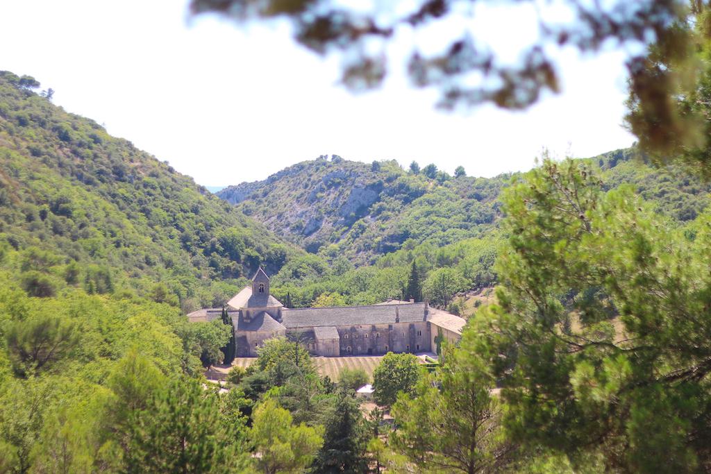 Villages du Lubéron-Abbaye de Sénanque