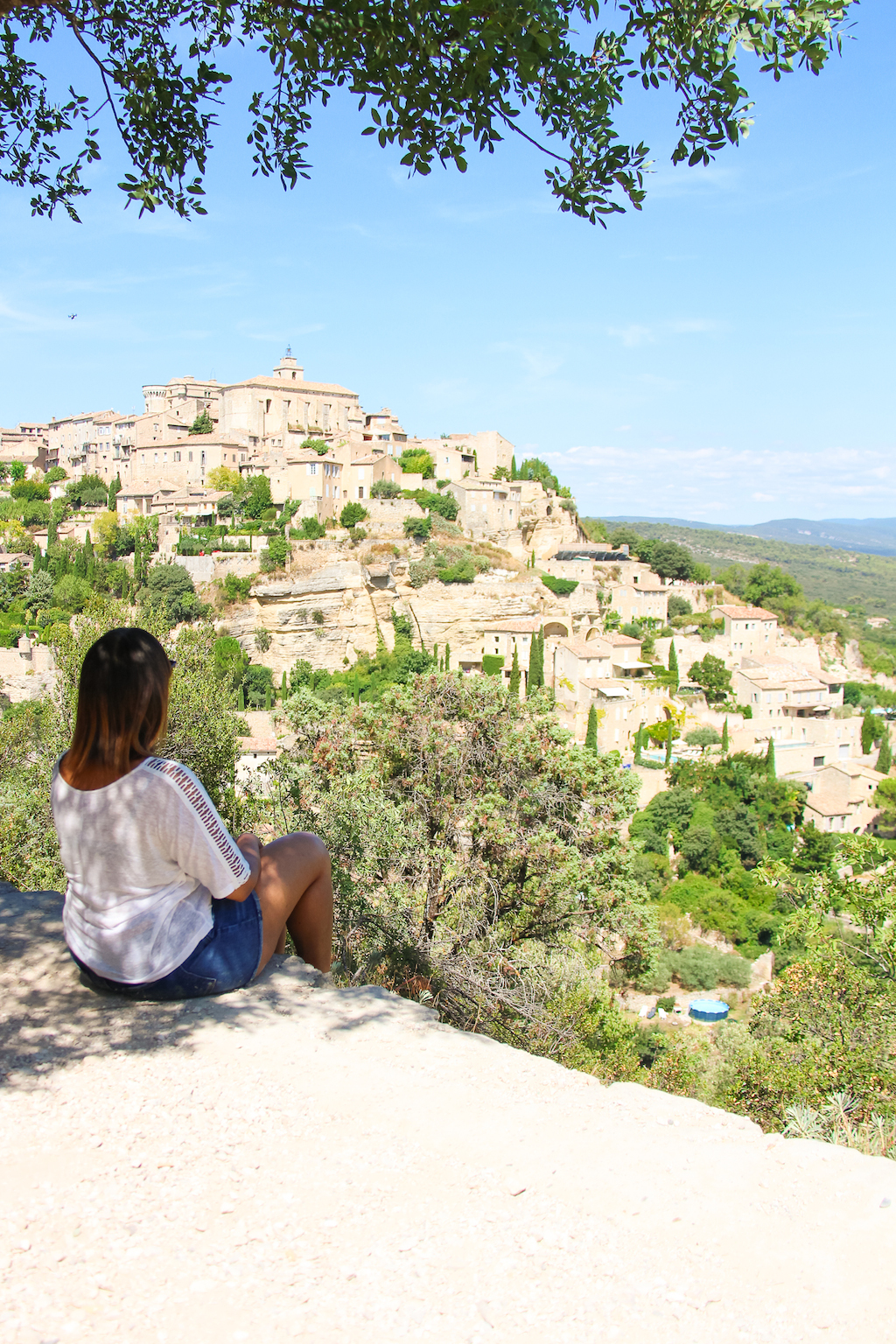 Villages du Lubéron-Gordes 1