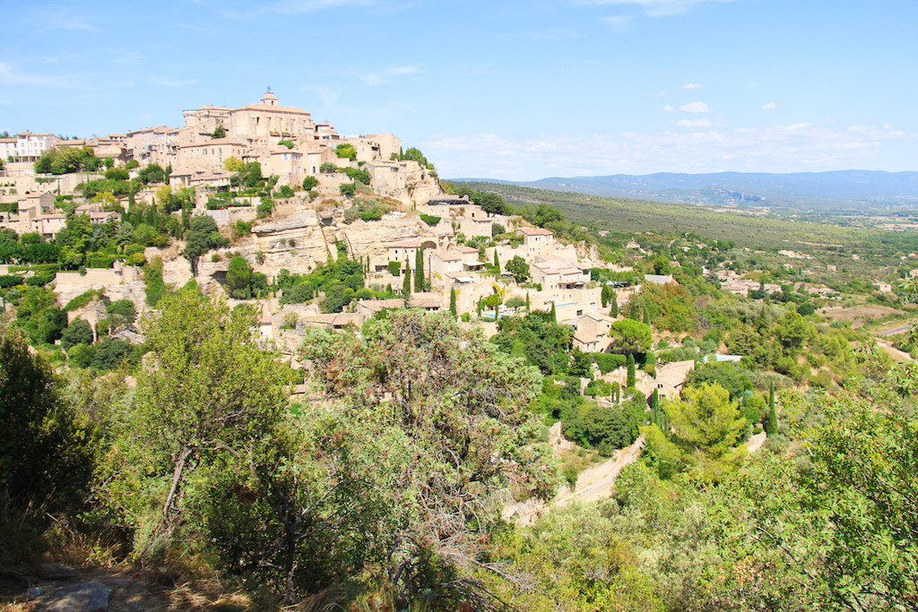 Villages du Lubéron-Gordes