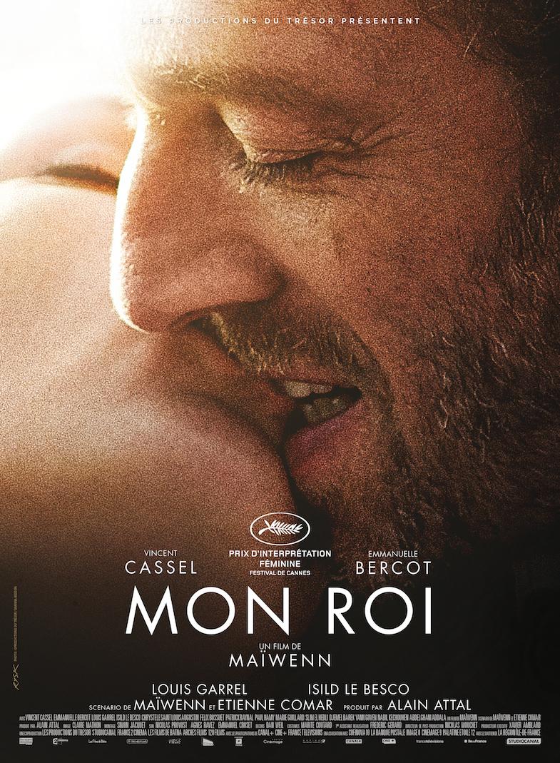 Affiche actualités cinéma critique blog Mon roi