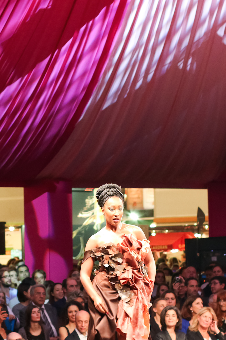 Defile salon du chocolat Paris 2015-10