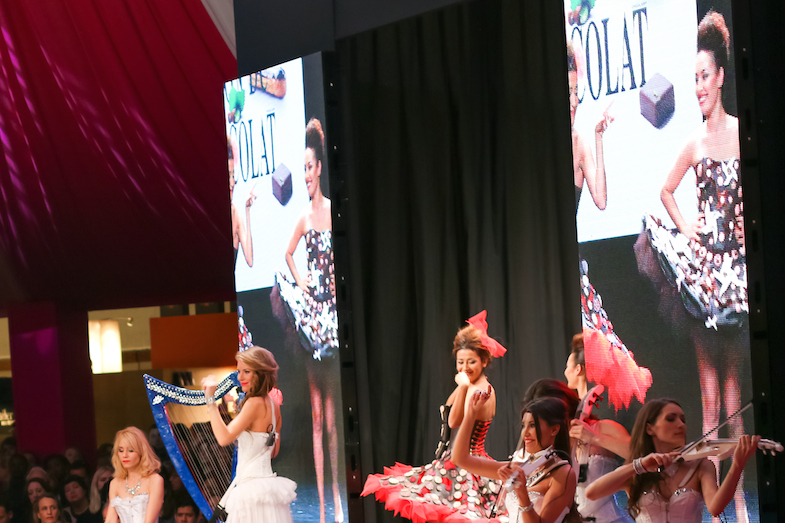 Defile salon du chocolat Paris 2015-13