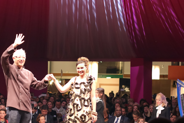 Defile salon du chocolat Paris 2015-5