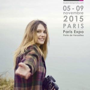 Téléchargez vos places gratuitement pour le Salon de la photo à Paris