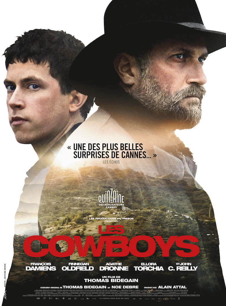 Affiche critique blog film Les Cowboys