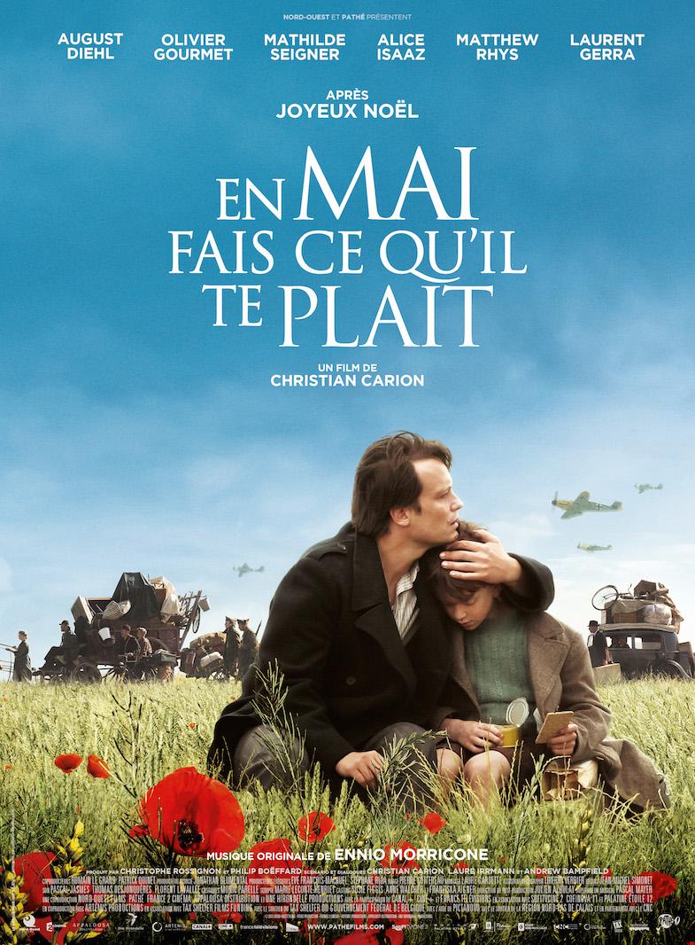 Affiche critique film blog En mai fais ce qu'il te plait