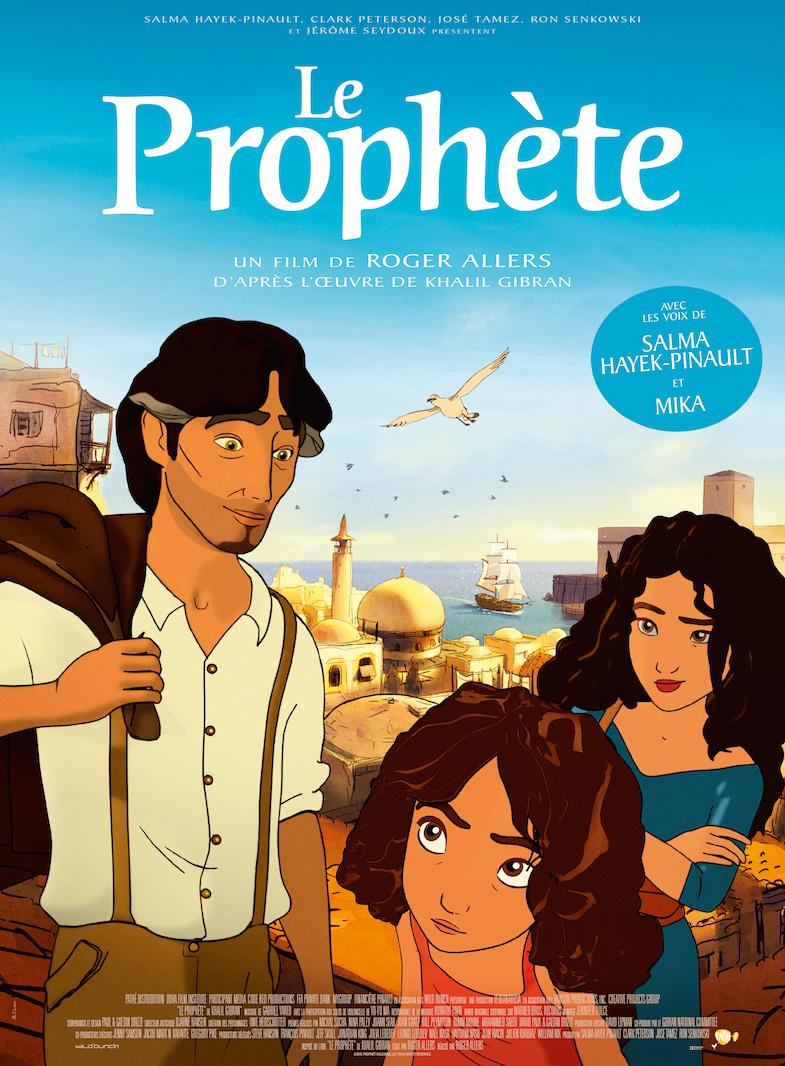 Affiche critique film blog Le Prophète