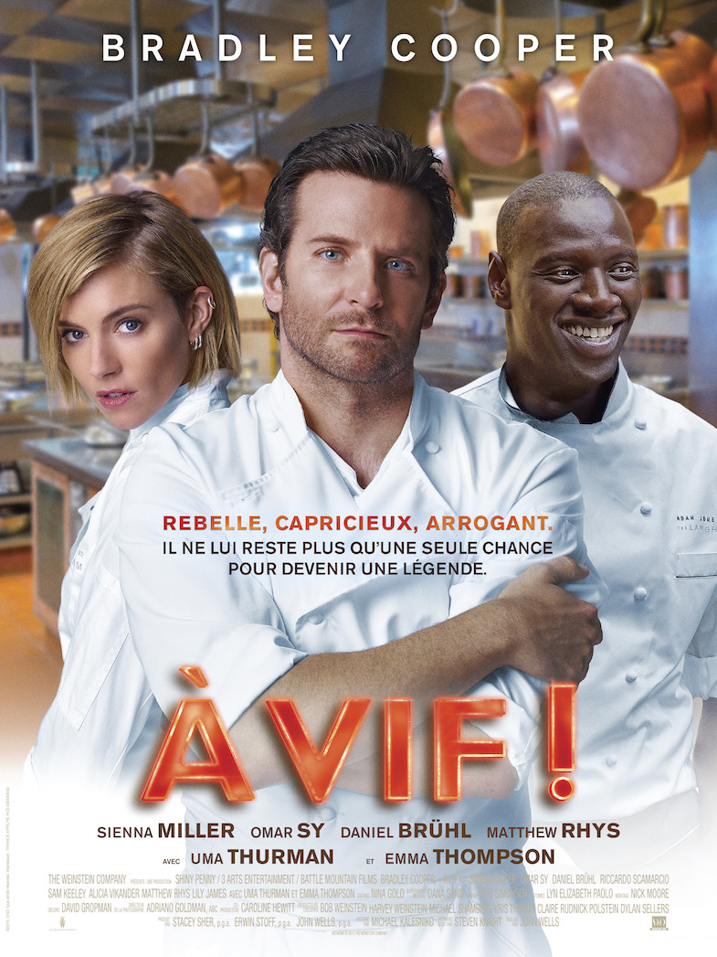 Critique blog film A vif Adam Jones
