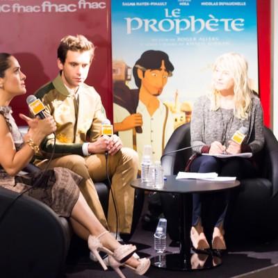 Critique film Le Prophète Mika Salma Hayek-1