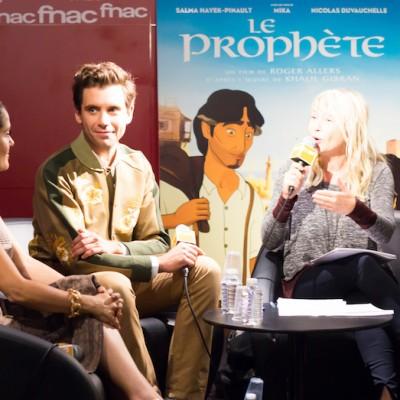 Critique film Le Prophète Mika Salma Hayek-2