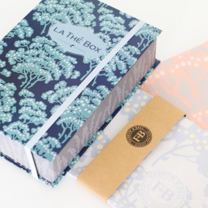 La thé box de novembre : une box british avec Farrow & Ball
