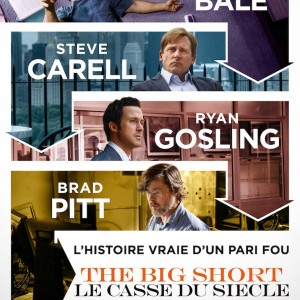 [Critique] The Big Short : Le Casse du siècle