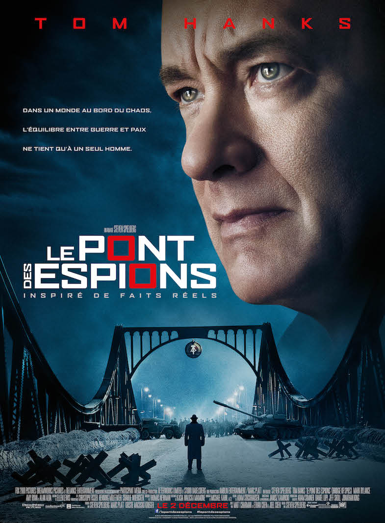 Critique cinema blog Le pont des espions