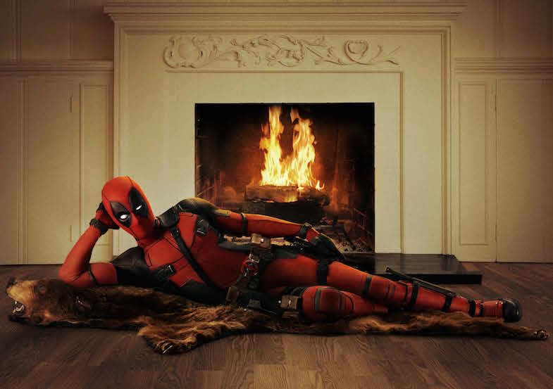 Critique cinema film blog Deadpool 1