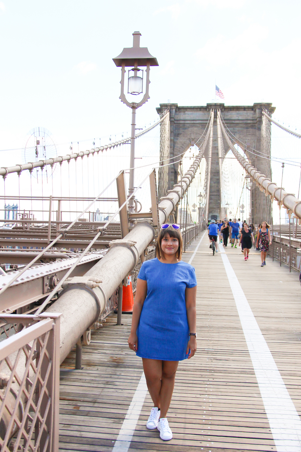 New York city guide Brooklyn Bridge
