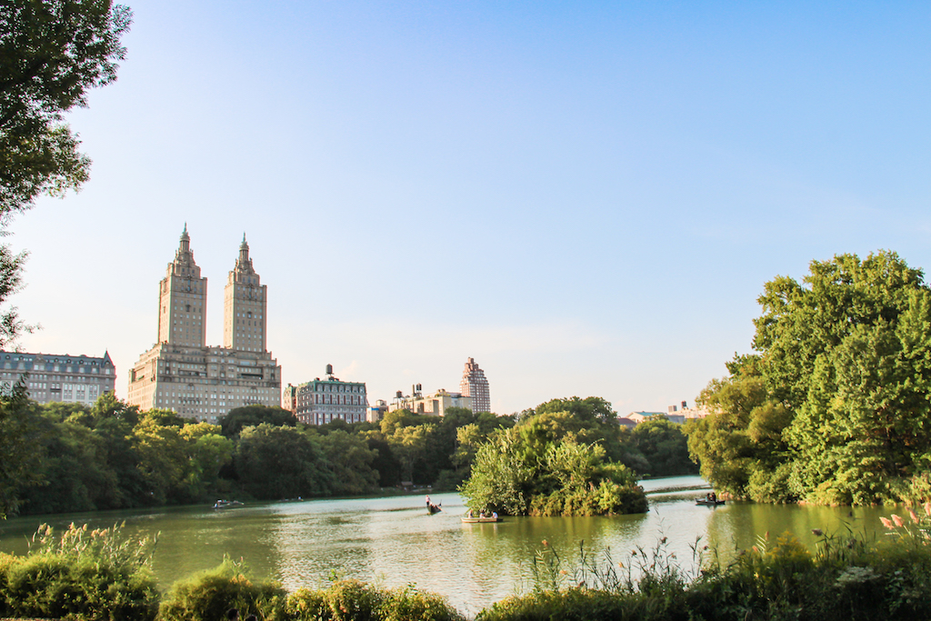 New York city guide Central Park