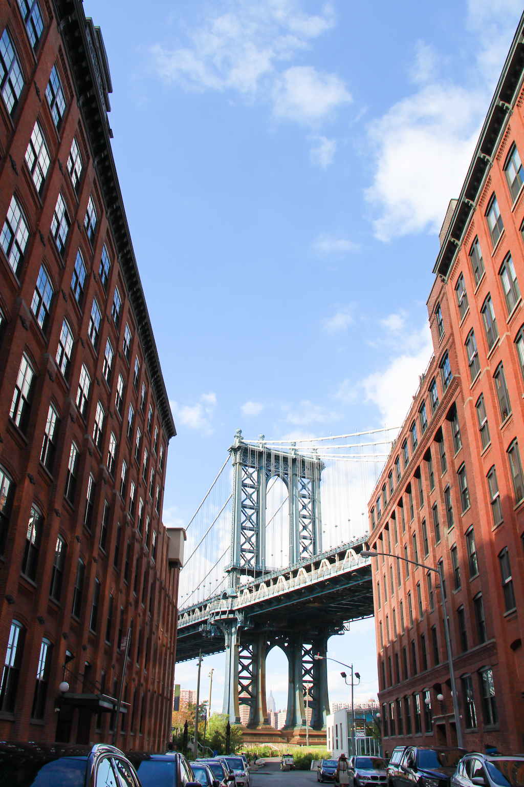 New York city guide Dumbo