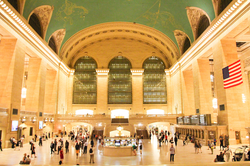 New York city guide Grand Central Terminal