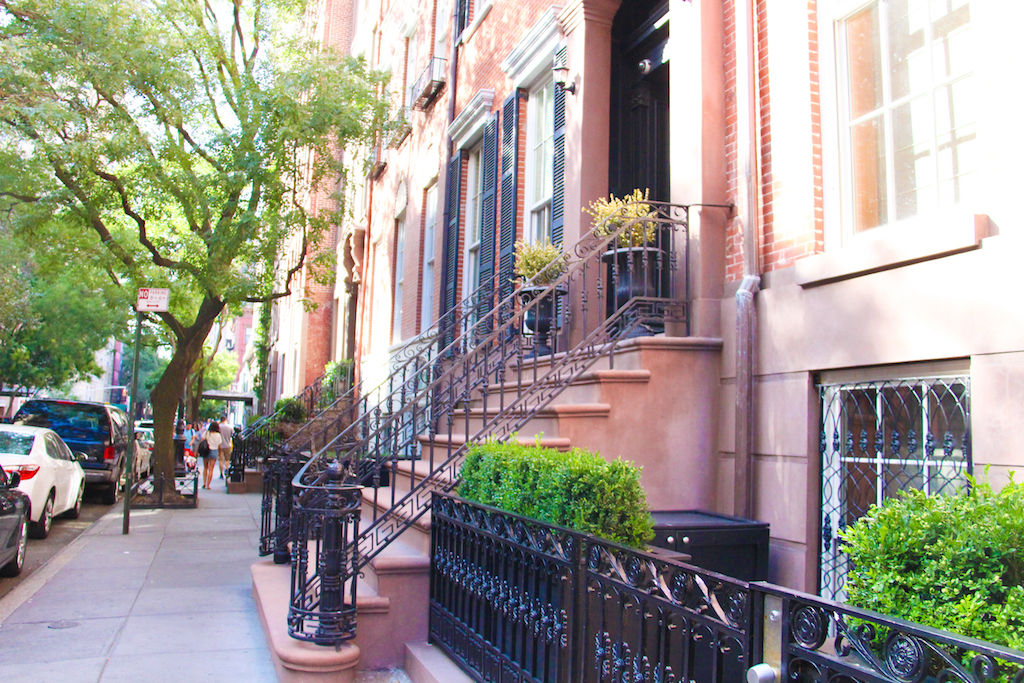 New York city guide Greenwich Village