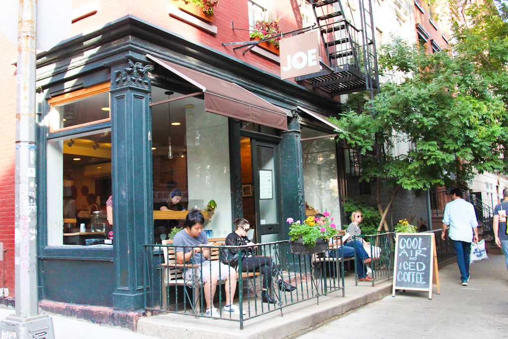 New York city guide Joe coffee 1