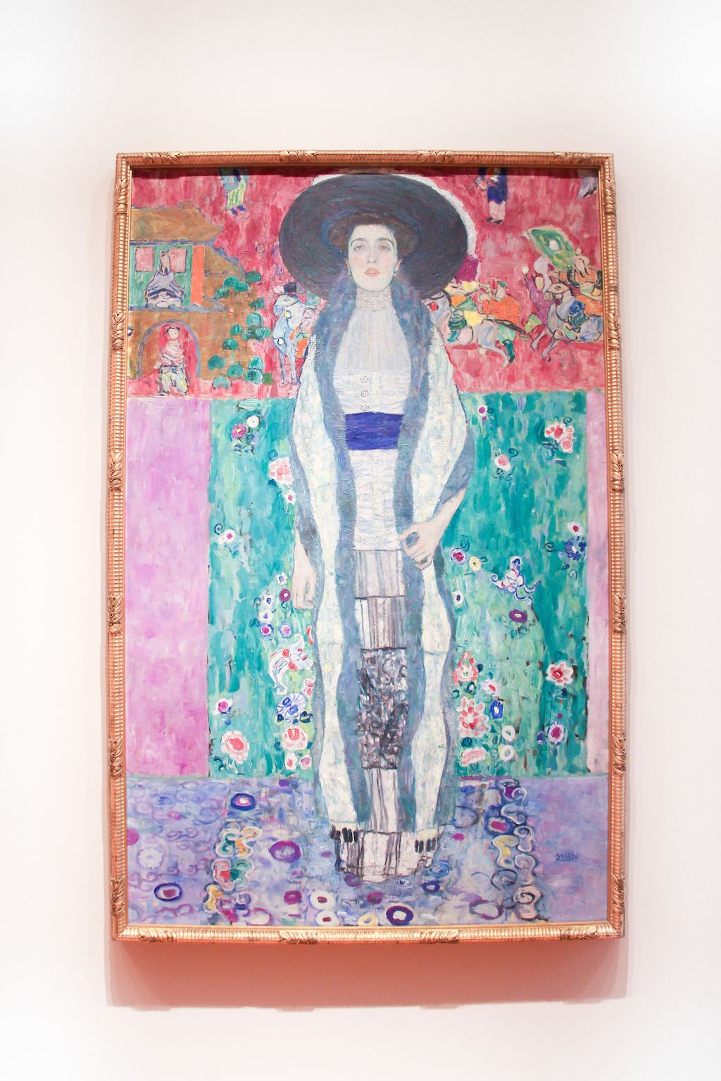 New York city guide Moma Klimt