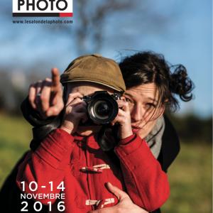 Téléchargez vos places gratuitement pour le Salon de la Photo