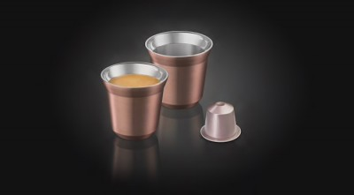 Tasses Pixie rose Nespresso
