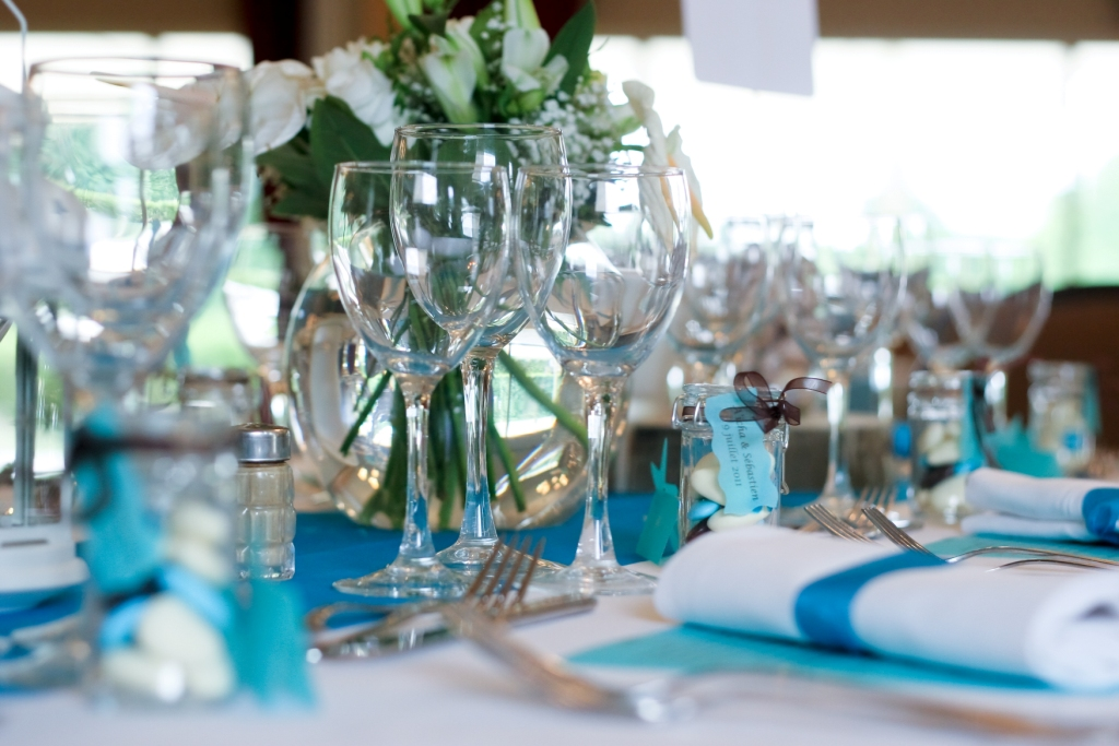 Décoration table mariage